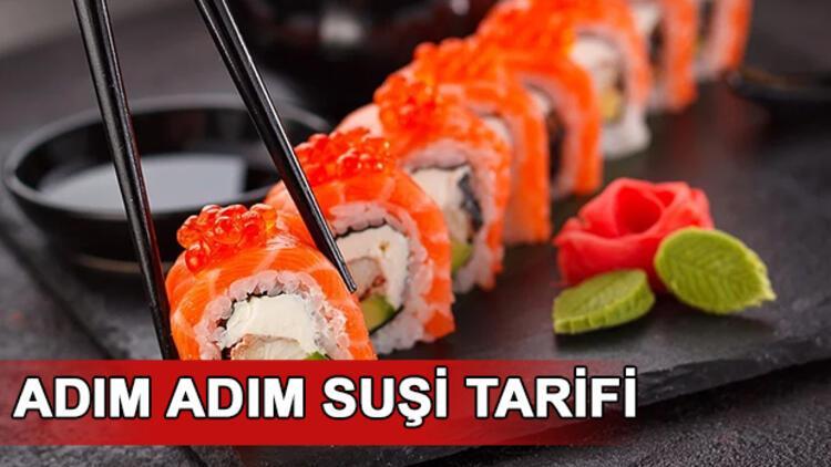 Suşi (sushi ) nasıl yapılır? İşte suşi tarifi, yapımı ve malzeme listesi