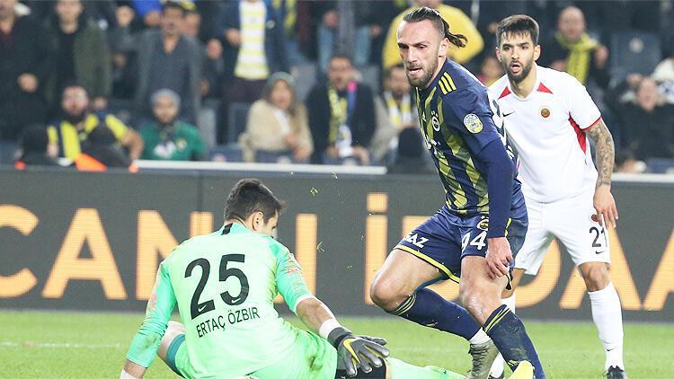 Vedat Muriqi 6 ayda 5 farklı şehirde ağları sarstı | Fenerbahçe Haberleri