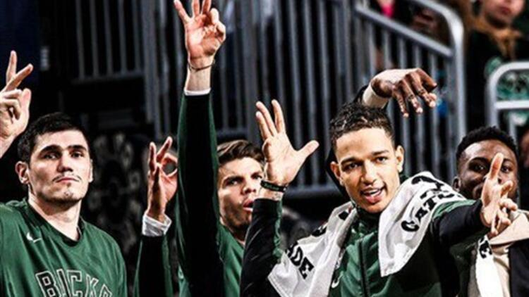 NBA'de gecenin sonuçları   Ersan'lı Bucks'tan üst üste 14. galibiyet!