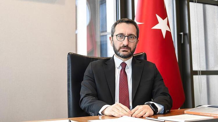 """İletişim Başkanı Fahrettin Altun: """"Barış Pınarı Harekatı'nda, sahadaki gerçekleri dünyaya anlattık"""""""