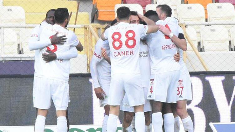 Yeni Malatyaspor 1-3 Sivasspor (Maç Özeti)