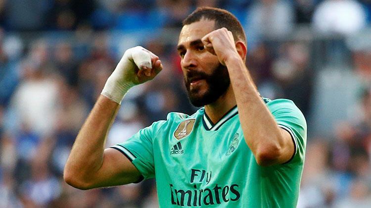 La Liga'nın yeni lideri Real Madrid