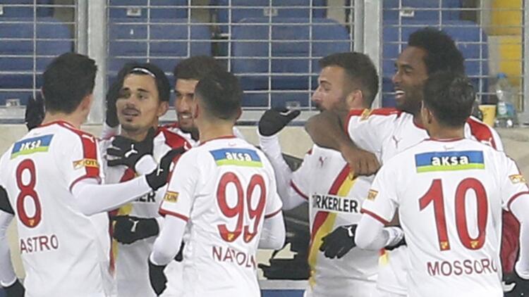 MKE Ankaragücü 1-3 Göztepe