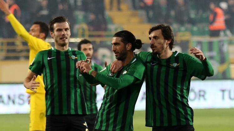 Akhisarspor 4-3 İstanbulspor