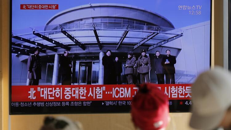 """Kuzey Kore, tartışmalı uydu fırlatma alanında """"çok önemli"""" tatbikat yaptı"""