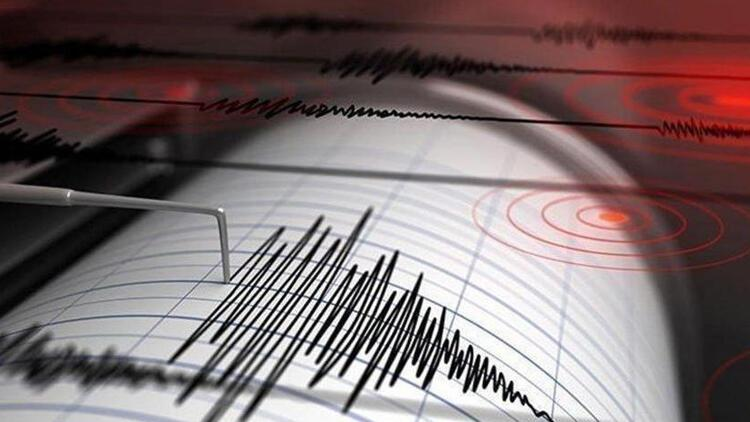 Son dakika! Yunanistan'da deprem