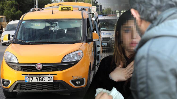 Polis kilometrelerce taksiyi kovaladı! 3 kişi gözaltında...