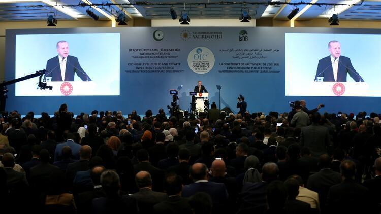 56 ülkeden 1200 katılımcı yatırım için İstanbul'da buluştu