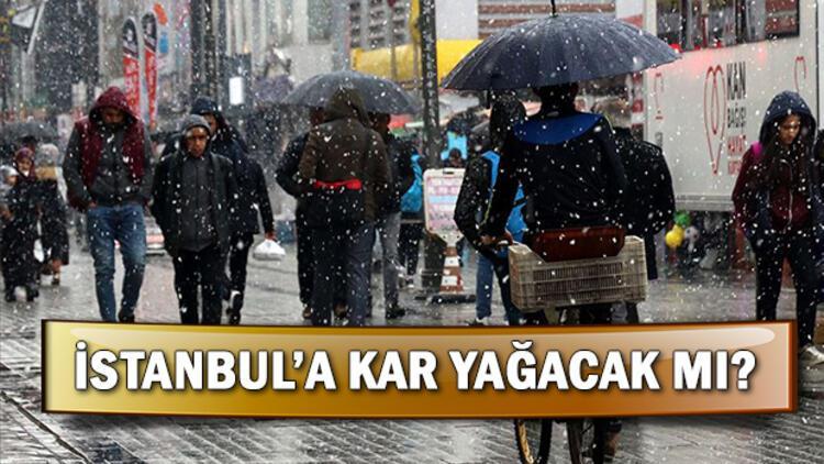 Yarın hava nasıl olacak? Kar nerelere yağacak? 9 Aralık Pazartesi Türkiye geneli hava durumu tahminleri