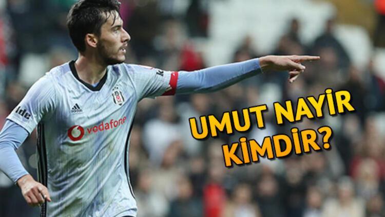 Umut Nayir kimdir kaç yaşındadır? Beşiktaş'ın forveti Umut Nayir hangi takımlarda oynadı?