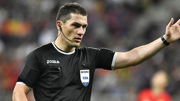 Paris Saint Germain - Galatasaray maçı Istvan Kovacs'ın
