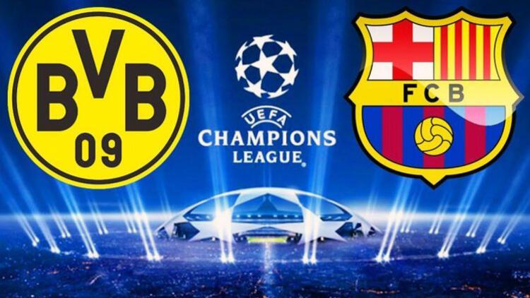 Dortmund'un umudu Barcelona!