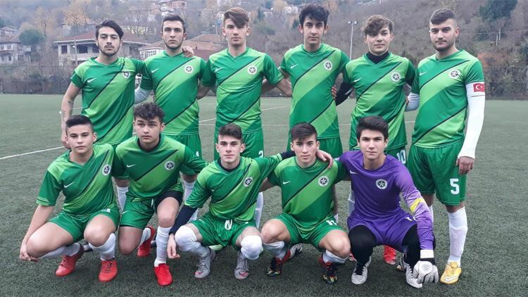 Zonguldak'ta bir garip maç! 19-0 bitti...