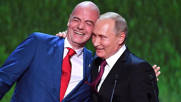 Rusya, 2022 Dünya Kupası'nda olacak mı?