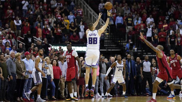 NBA'de gecenin sonuçları | Bjelica'dan son saniye üçlüğü