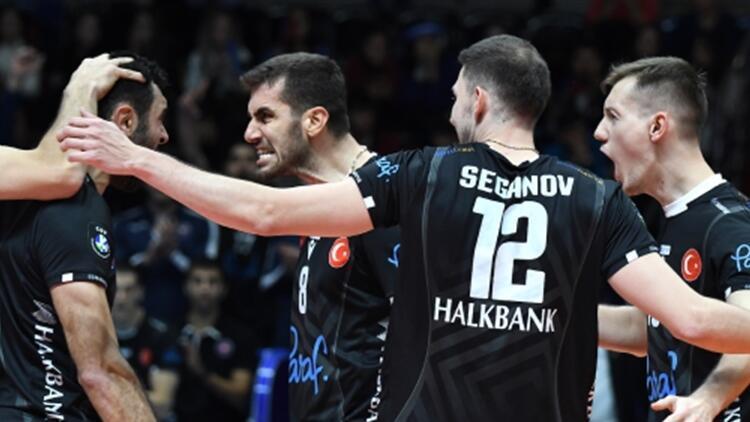 Halkbank, CEV Şampiyonlar Ligi'nde 2. maçına çıkıyor!