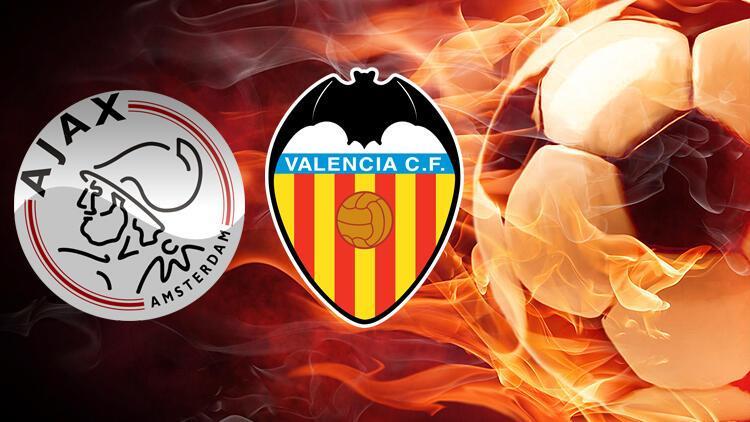 Ajax Valencia Şampiyonlar Ligi maçı ne zaman saat kaçta, hangi kanalda?