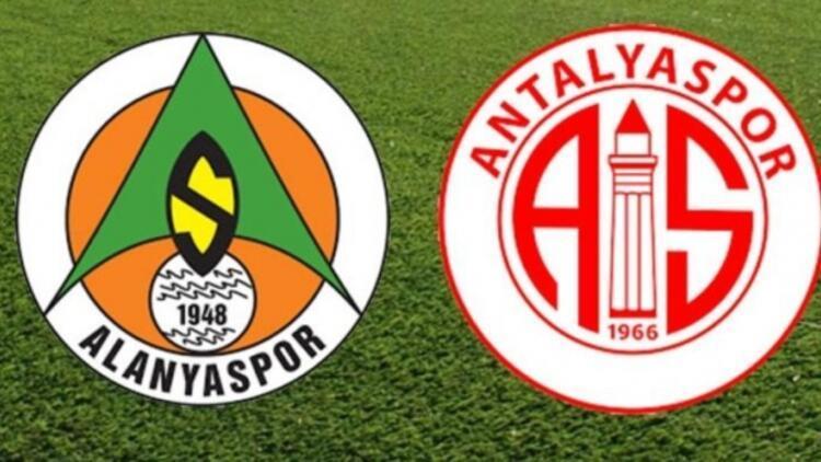 Süper Lig'de Akdeniz derbisi! Alanyaspor ile Antalyaspor...