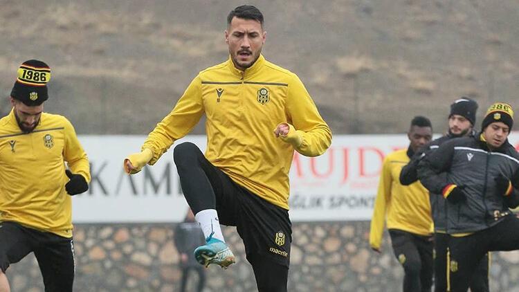 Yeni Malatyaspor, Beşiktaş maçına 2 eksikle hazırlandı