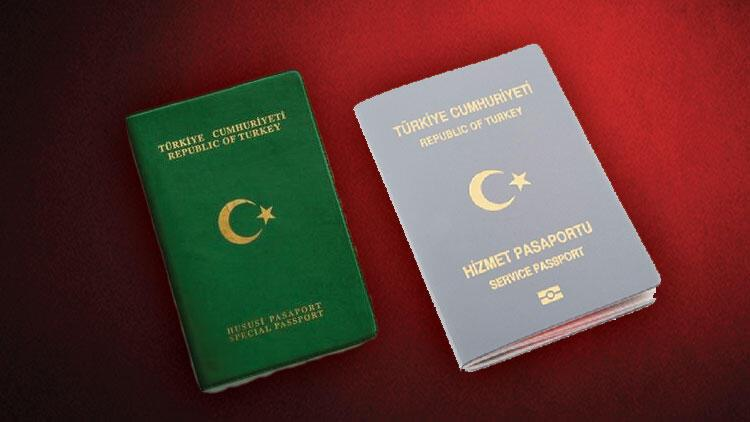 Son dakika... Dışişleri Bakanlığı'ndan yeşil ve gri pasaport açıklaması