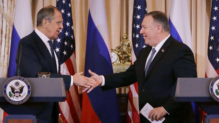 ABD ve Rusya arasında kritik görüşme!