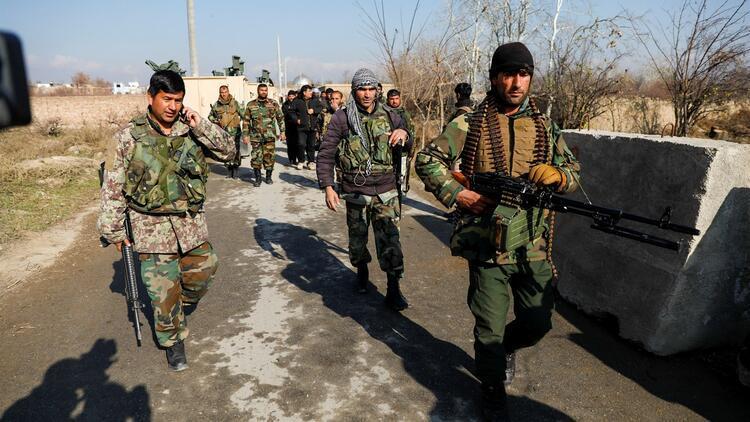 Son dakika... Afganistan'da ABD hava üssü yakınında saldırı: Çok sayıda yaralı var