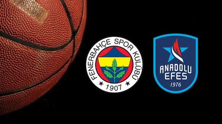 Fenerbahçe Beko Anadolu Efes maçı saat kaçta ve hangi kanalda?