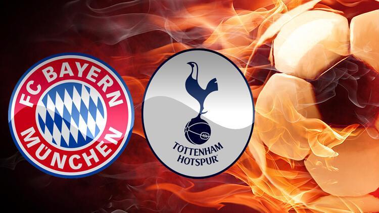 Bayern Münih Tottenham Şampiyonlar Ligi maçı ne zaman, saat kaçta hangi kanaldan canlı yayınlanacak?