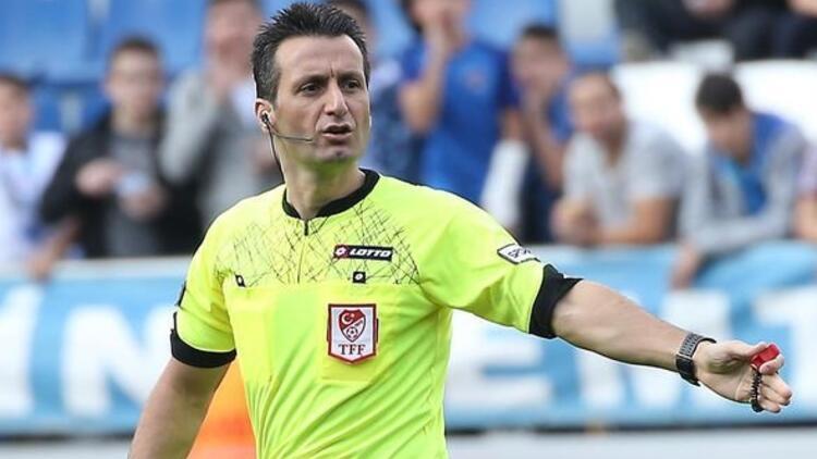 Süper Lig'de 15. hafta hakemleri açıklandı! Arslanboğa geri döndü...