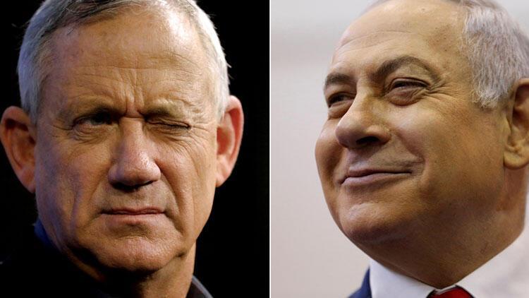 """""""Netanyahu'nun dokunulmazlık isteği nedeniyle 3. kez seçime gidiyoruz"""""""