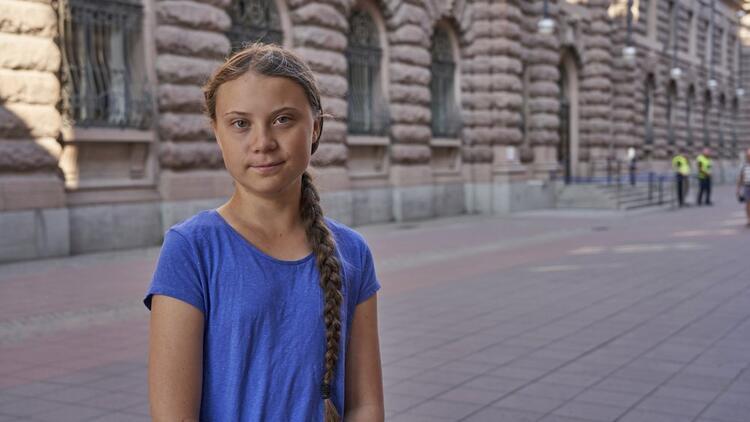 Greta Thunberg kimdir Greta Thunberg kaç yaşında ve nereli