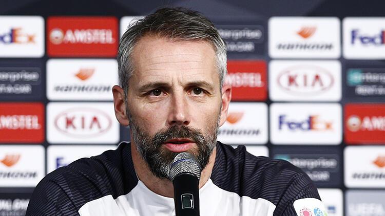 """Mönchengladbach'ın hocası Rose: """"Başakşehir, Bayern Münih değil"""""""