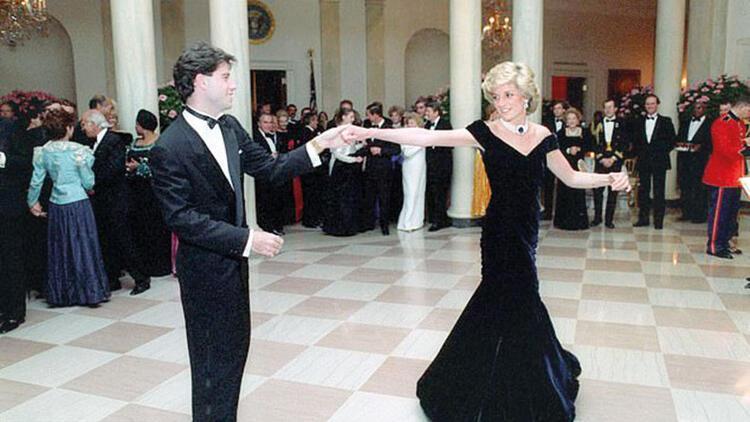 Diana'nın elbisesi 2milyon TL'ye satıldı