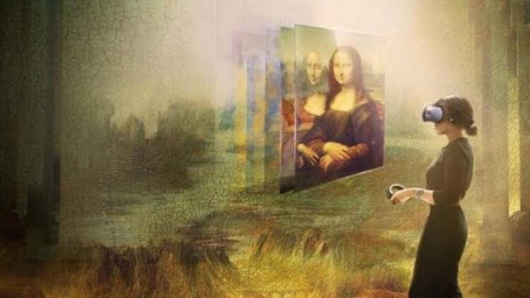Sanal Mona Lisa, turizm fuarı EMITT'le İstanbul'a gelecek
