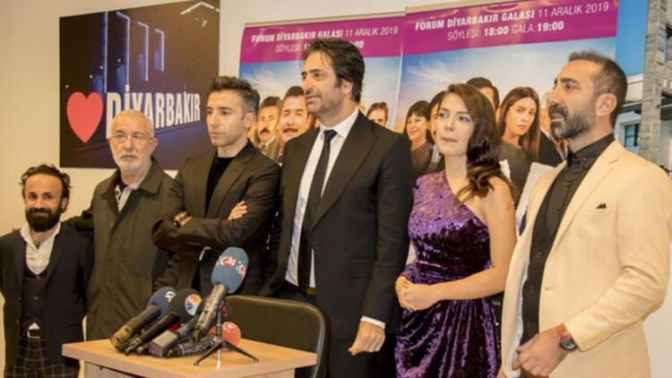 """""""Mucize 2: Aşk""""ın Diyarbakır galası yapıldı"""