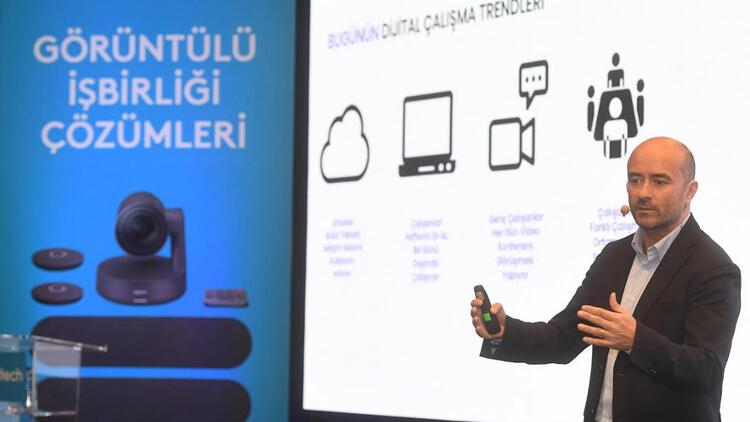 Logitech, video konferans sistemlerini tanıttı
