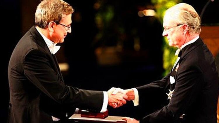 Orhan Pamuk'un Nobel'i - Kitap Sanat Haberleri