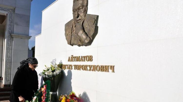 Kırgız yazar Aytmatov doğumunun 91'inci yılında anıldı