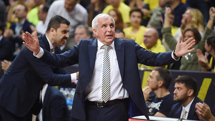 "Zeljko Obradovic: ""Kazanmamız imkansızdı"""