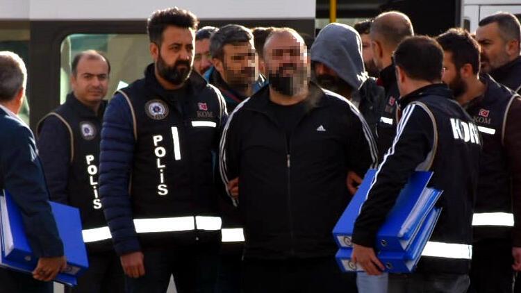 Niğde'de silahlı suç örgütüne operasyon: 17 gözaltı
