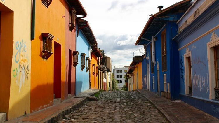 Güney Amerika'nın yeni turistik cazibesi: Bogota