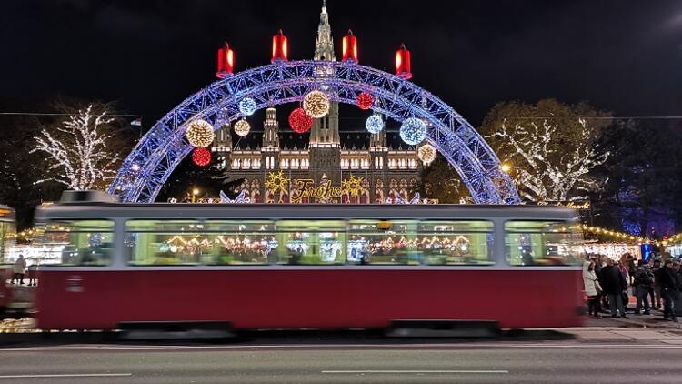 Bir kış masalı: Viyana Noel Pazarları