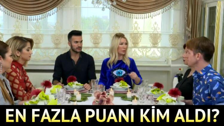 Yemekteyiz'de bu hafta kim kazandı? 13 Aralık Seda Sayan ile Yemekteyiz birincisi kim oldu? İşte haftanın puan durumu