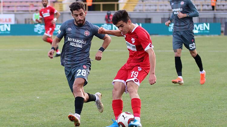 İstanbulspor 1-0 Eskişehirspor