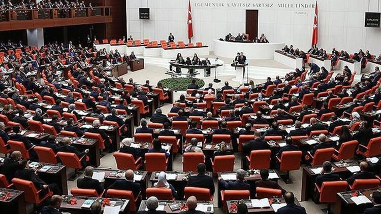 Son dakika haberi: Libya ile askeri anlaşma Meclis'te