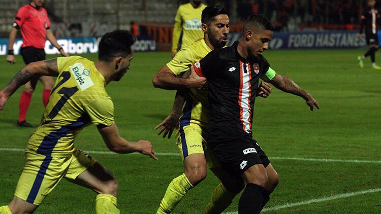 Adanaspor 1-3 Ekol Göz Menemenspor