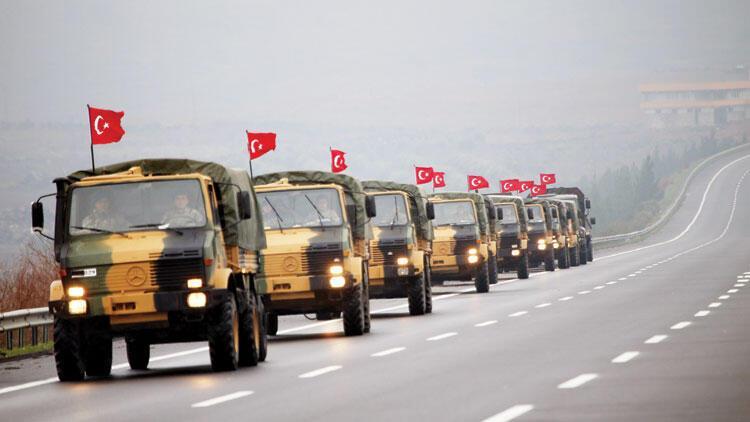 Libya'ya asker gönderme yönünde ilk adım atıldı