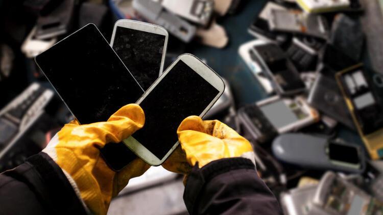 Teknolojik atıklar eğitime dönüşüyor