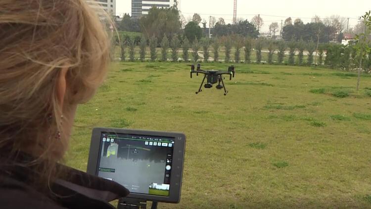 Ormanlarda verimliliği drone'lar sağlayacak