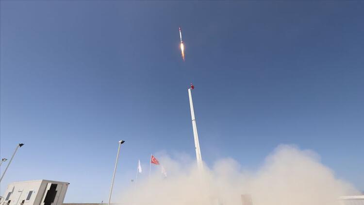 'Bu yaz uzaya çıkacak roketin ilk fırlatması yapılacak'